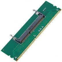DDR3 204Pin to 240Pin Lod DDR3 Laptop SO-DIMM to Desktop DIMM Memory RAM Adapter