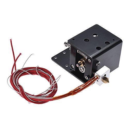 Aibecy 3D Impresora Extrusora Alimentador Alimentador Kit Motor de Boquilla para 1.75mm Filamento Diámetro Anet A8 i3 DIY Impresora 3D