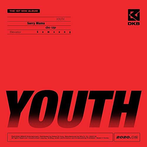 Brave Entertainment DKB Dark B - Youth (1st Mini Album) Album