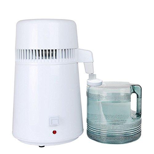 Vogvigo Destilador de agua pura Purificador de Agua Filtro Dental Medical Hospital