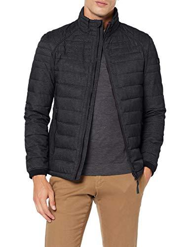 Strellson Premium Herren Clason Jacke, Dark Grey 020, 44