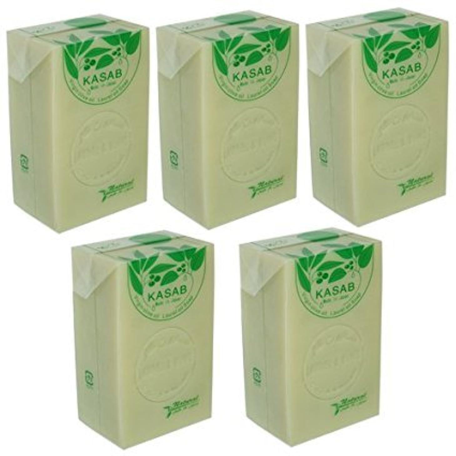 強打熱境界カサブ石鹸5個セット