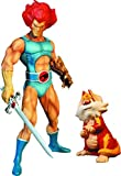 Thundercats Lion-O and Snarf Mega Scale Action Figure by Mezco