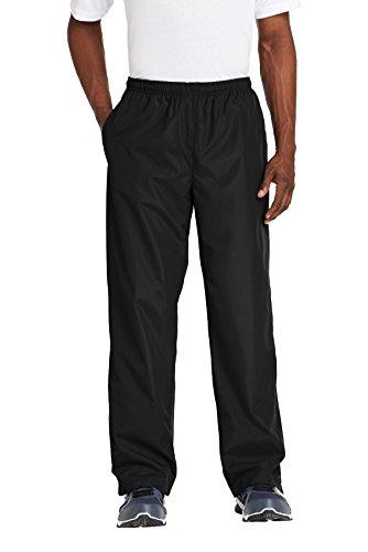 Sport-Tek Men's Wind Pant L Black