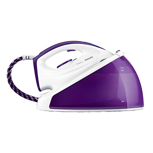 Philips GC6627/30 Speedcare Steam Generator Iron in Purple