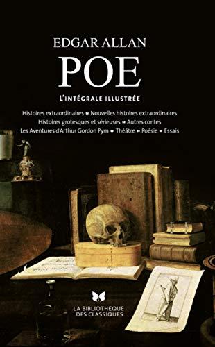 Edgar Allan Poe - L'intégrale illustrée