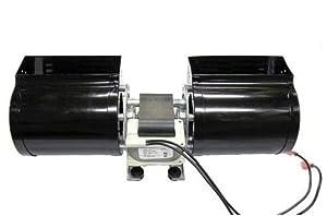 Heatilator convezione pompetta e pennellino per Cab50 & Ps50-Pellet stufe da QuadraFire