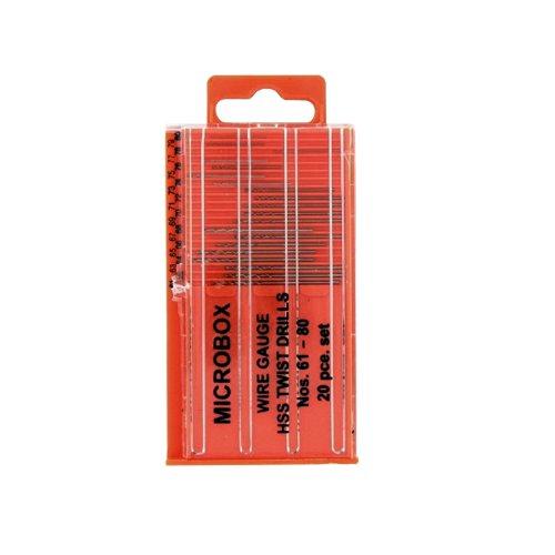 Rotacraft Microbox 61-80 mm boor, 20 stuks