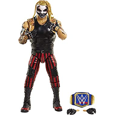 WWE The Fiend Bray Wyatt Elite Collection Series 87 Action Figure 6 in Posable Collectible Gift Fans Ages 8 Years Old…