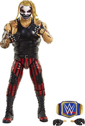 WWE WWE-GVB65 Figura de acción de Personajes coleccionables, Multicolor (Mattel...