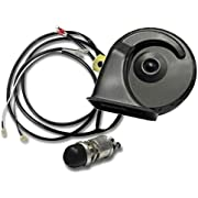 Buggies Unlimited Universal 12 Volt Horn Kit for Golf Carts or UTVs
