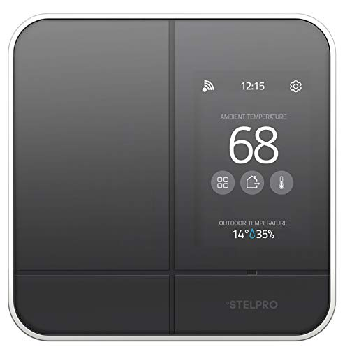 Stelpro ASMC402 Smart Home Wi-Fi Controller Thermostat Adds Maestro Connectivity