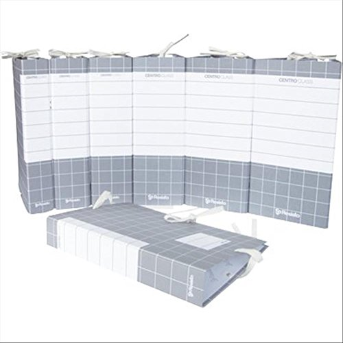 Resisto RES0201-15 Cartella Archivio con Lacci Rivettati, Modello Centro Class, Dorso 15 cm, 25 x 35 cm, Pacco da 10 Pezzi