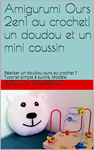 Gros Ours Miel: Patron Crochet Amigurumi (French Edition) - Kindle ... | 500x314