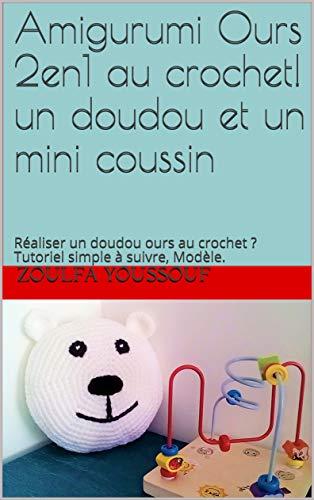 Gros Ours Miel: Patron Crochet Amigurumi (French Edition) - Kindle ... | 500x314