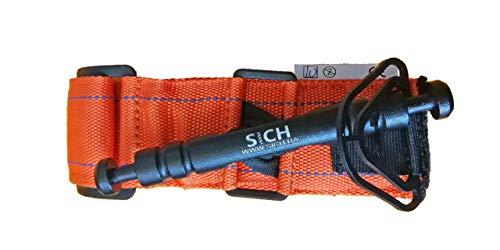 Sich Reforzada Individual Combat Híbrido Torniquete Emergencia Naranja
