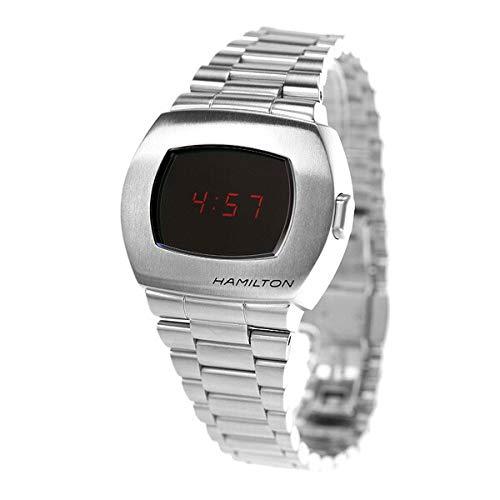 [ハミルトン] HAMILTON 50周年記念 アメリカン クラシック パルサー デジタル クオーツ 復刻モデル クオーツ メンズ 腕時計 H52414130 [並行輸入品]