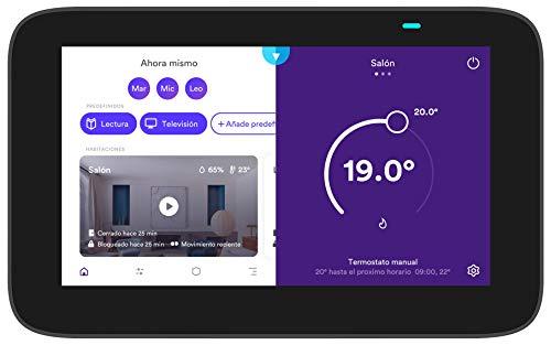 Homix Termostato inteligente con Alexa integrada