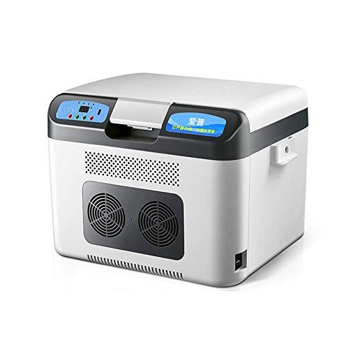 Best Prices! Jia He Car Refrigerator 26L Car Refrigerator Incubator Lorry Small Household Refrigerator Portable Cold Box Mini Fridge Refrigeration ## (Color : 12V/24V/220V)