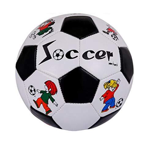 Black Temptation Bille Enfants Jouets Ballon de Football Jeux de Football Jeux pour 3 Ans Enfants