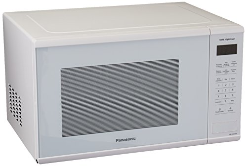 Panasonic NN-SB636WRUH Horno de Microondas 1.3 p3, 7 Menus Preestablecidos Descongelamiento, color Blanco, 1100 W, 3 kg
