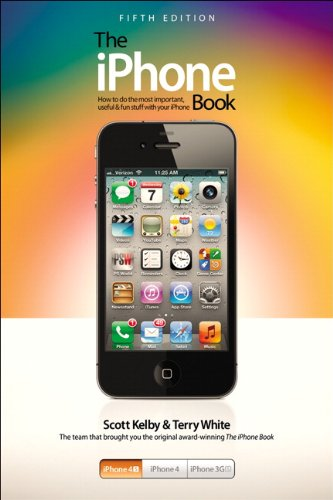 iPhone Book, The: Covers iPhone 4S, iPhone 4, and iPhone 3GS (English Edition)