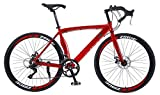 Show-M3 26 Inches Road Bikes Mountain Bike 14 Speed for Men Bicycle with Alloy Disc Brake