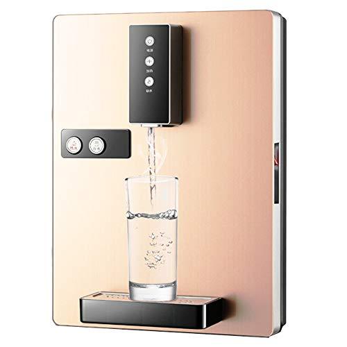 Heißwasserspender Mit Filter LED-Temperaturanzeige Sicherheitsverriegelung 3s Schnelles Aufheizen Touch-Taste Spender Wassermenge Einstellbar Für Das Home Office