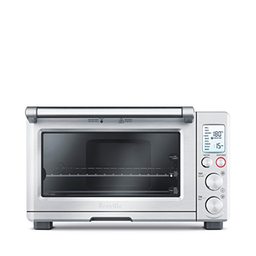 Breville BOV800XL Smart Oven 1800-Watt Convection Toaster...