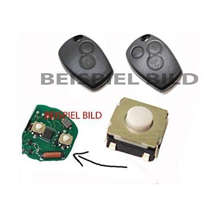 3x Fernbedienung Funkschlüssel Schlüssel Mikroschalter Smd Taster Microschalter Auto
