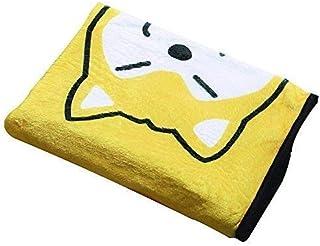 柴犬ブランケット ひざ掛け 着る毛布