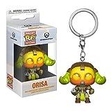 Pop! Overwatch - Keychain Orisa...