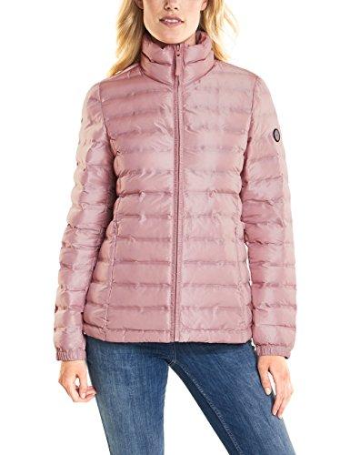 Cecil Damen 201125 Jacke, Pink (Smoky Blush 11300), Large