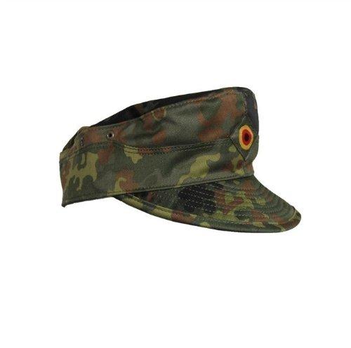 Mil-Tec - Gorra de camuflaje del ejército alemán