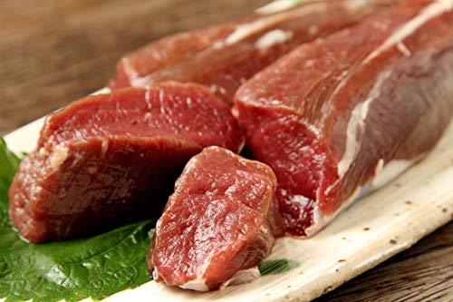 鹿肉ヒレ肉(ブロック)500g