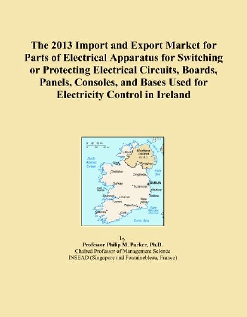 マルコポーロシソーラス対立The 2013 Import and Export Market for Parts of Electrical Apparatus for Switching or Protecting Electrical Circuits, Boards, Panels, Consoles, and Bases Used for Electricity Control in Ireland