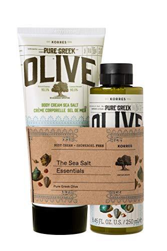 Korres Olive & Sea Salt Körperpflege Vorteilset (2er)