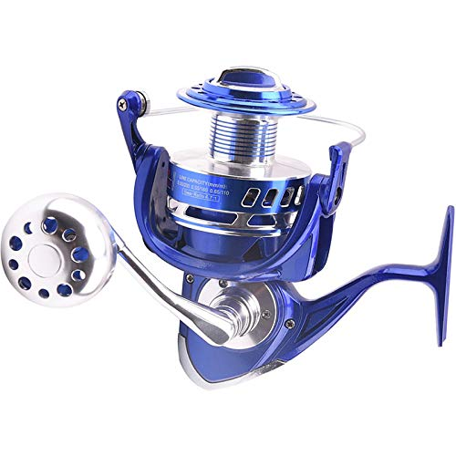 Shumo 30Kg Power Drag All Metal Spinning Reels 9000 Heavy Duty Sea Fishing Boat Fishing Jigging Carrete de?Pesca