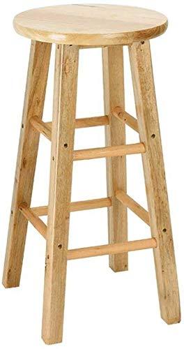 HUYP Paso Taburete de Madera de heces Inicio Escalera del Taburete Taburete de elevación heces Silla Multifuncional Cocina Taburete Alto Escaleras de Banco (Size : 30 * 50cm)