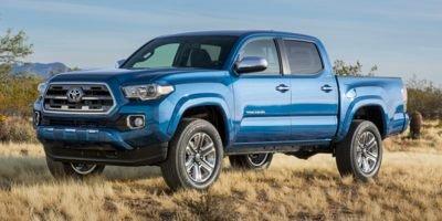 Blue Toyota Tacoma >> 2019 Toyota Tacoma Sr5 Double Cab 5 Bed V6 Automatic Transmission Se Cavalry Blue