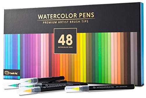 Watercolor Brush Pens 1