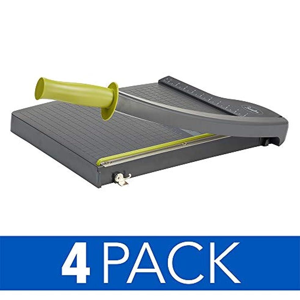 Swingline Paper Trimmer, Guillotine Paper Cutter, 12