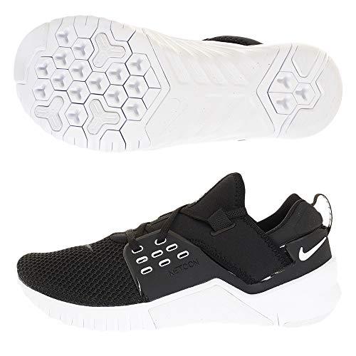 Nike Free Metcon 2, Scarpe da Fitness Uomo, Nero (Black/White 000), 40.5 EU