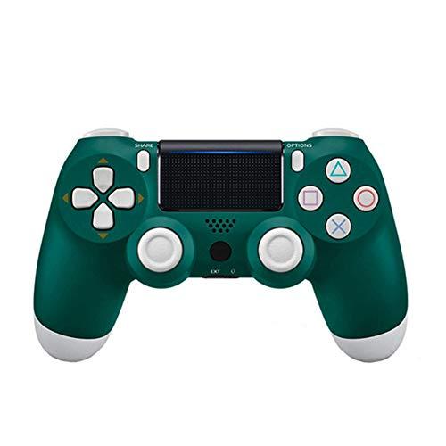 LINAN Contrôleur sans Fil PS4, Manette de Jeu, Manette de Jeu Bluetooth pour Playstation Dualshock 4 Vibration PC Steam Joystick Télécommande