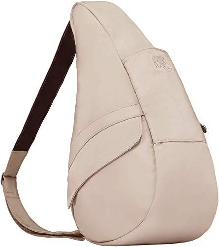 AmeriBag Classic Healthy Back Bag Tote Microfiber Medium (Sandstone)