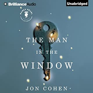 The Man in the Window audiobook cover art