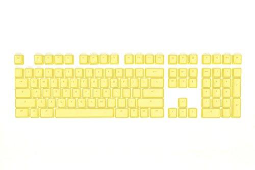 Mionix Keycaps French Pries (gelb) für Cherry MX Keyboards US und UK Layout
