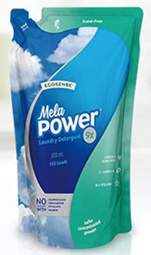 Melaleuca(メラルーカ) メラパワー つめかえ用 (無香料)蛍光剤無配合 800ml