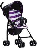SYue Cochecito de bebé, Cochecito de bebé portátil Cochecitos de bebé Ligeros Portabebés de Viaje Plegable para bebés de 0 a 3 años, tamaño Plegable: 75x30 cm
