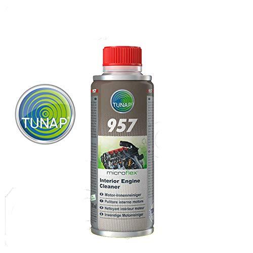 TUNAP Additivo Olio Pulizia Motore 957 depuratore pulitore detergente Interno Olio Motore